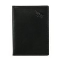 Бумажник водителя мужской  А-БС-1 малка черный