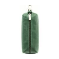 Ключница кожаная  С-КМ-2 друид зеленый