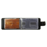 Кредитница мужская  А-ФСК-6х малка черный