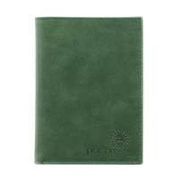Бумажник водителя женский  С-БИ-1 друид зеленый