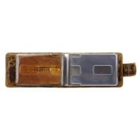 Кредитница мужская   А-ФСК-6х пулл-ап рыжий
