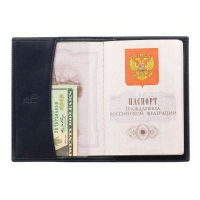 Обложка для паспорта  МП 2