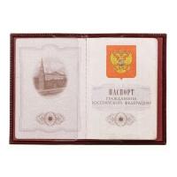 Обложка для паспорта ОП-1