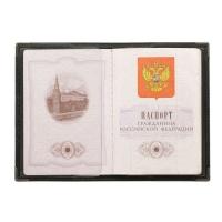 Обложка для паспорта ОП-3 лат слеп