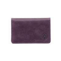 Визитница для своих визиток С-ФСВ-5 друид фиолетовый