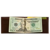 Зажим для денег кожа ОК-5
