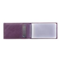 Визитница женская  С-ВМ друид фиолетовый