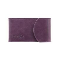 Визитница карманная С-ВМ-3 друид фиолетовый