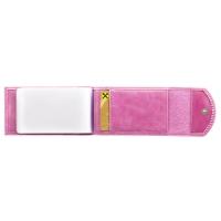 Визитница карманная С-ВМ-3 друид розовый