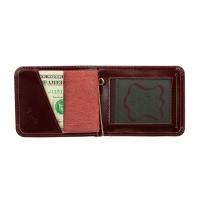 Зажим для денег кожаный ОК-3