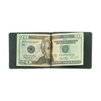 Зажим для денег кожаный ОК